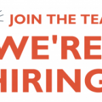 We're Hiring: Full-time Consultant Wanted!